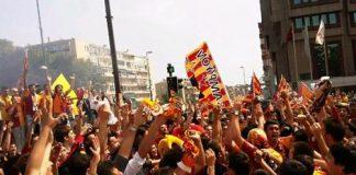 Galatasaray landskampioen