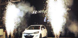 Hyundai i20 Turkije Export