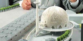 Nieuw Project Taksim Moskee Istanbul