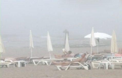 Alanya Verdwijnt in de Mist