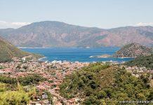 Marmaris Turkije Aardbeving
