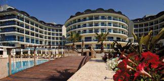 Nieuw Commodore hotel in Side alleen voor stelletjes