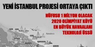 Yeni Istanbul Projesi