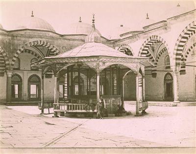 Paleis Edirne wordt in historische staat hersteld