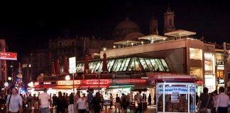 Wandelen met 'Wandelgids Istanbul