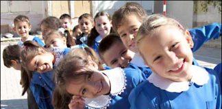 600.000 leerlingen voor het eerst naar school