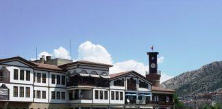 Historische herenhuizen Amasya krijgen een toeristisch doel