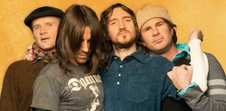 Red Hot Chili Peppers komen naar Istanbul