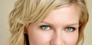 Kirsten Dunst voor filmopnames in Istanbul