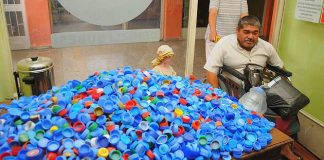 'Mavi kapak' campagne een groot succes