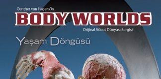 Tentoonstelling Body Worlds in Ankara