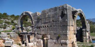 Antalya krijgt nieuw openluchtmuseum
