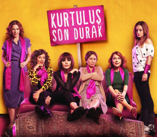 Kurtulus Son Durak Turkse Film