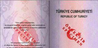 6,5 miljoen e-paspoorten verstrekt aan Turkse burgers
