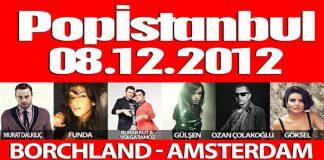 Concert PopIstanbul Amsterdam