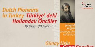 Expositie Nederlandse pioniers in Turkije