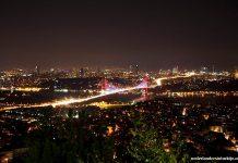 Istanbul Turkije Brug