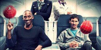 Kobe vs Messi Legends on Board