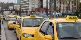 Taxi's krijgen nieuwe tarief en snelheidsmeter