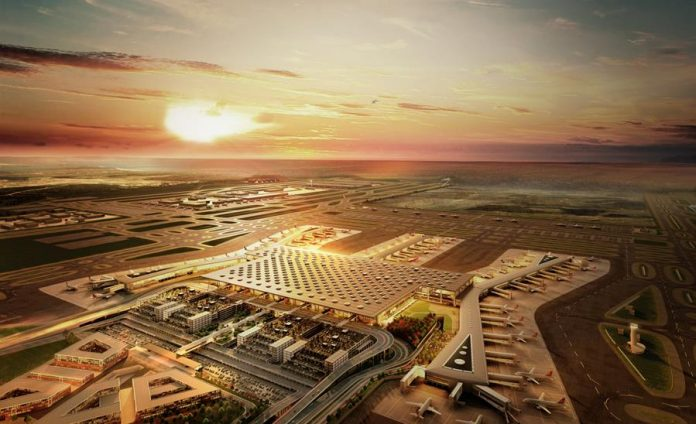 IGA Istanbul Grand Airport