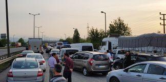 Verkeer Trafik Turkije