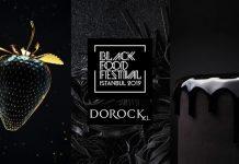 Black Food Festival Istanbul 2019